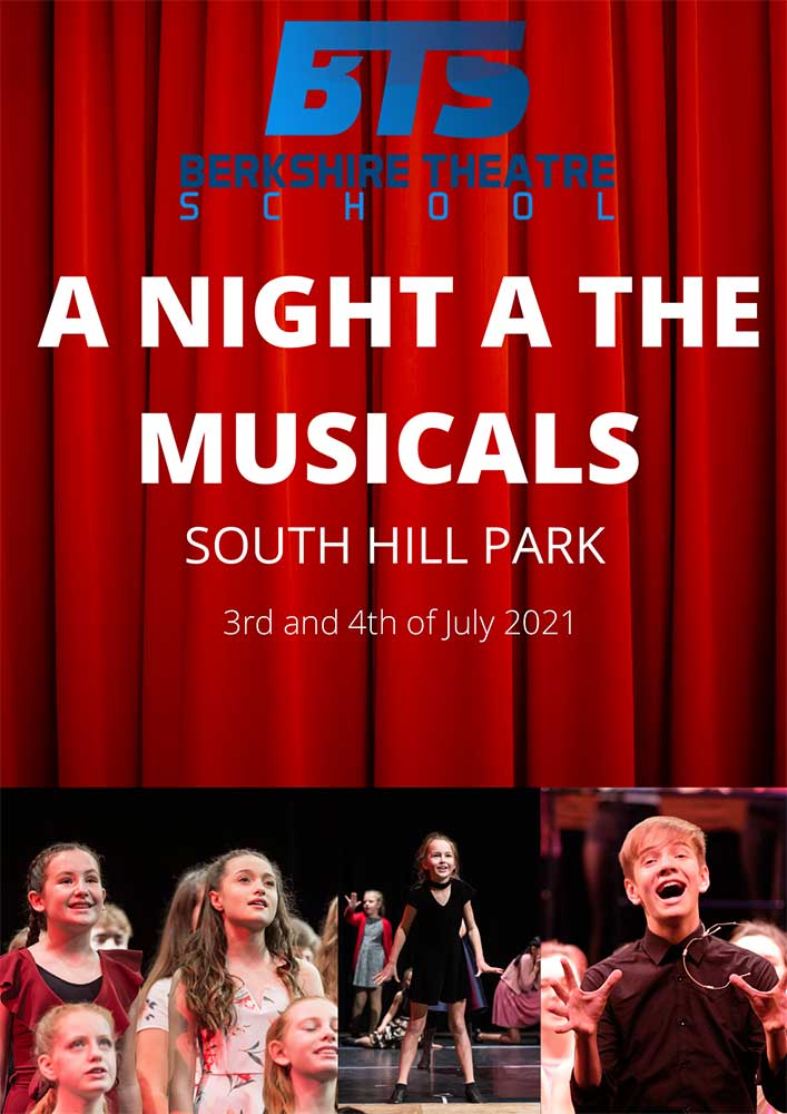 A night at the Musicals - BTS summer show - July 2021