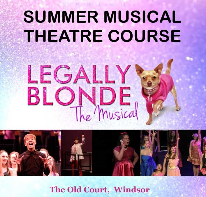 Legally Blonde – Summer Musical Theatre 5-Day Course