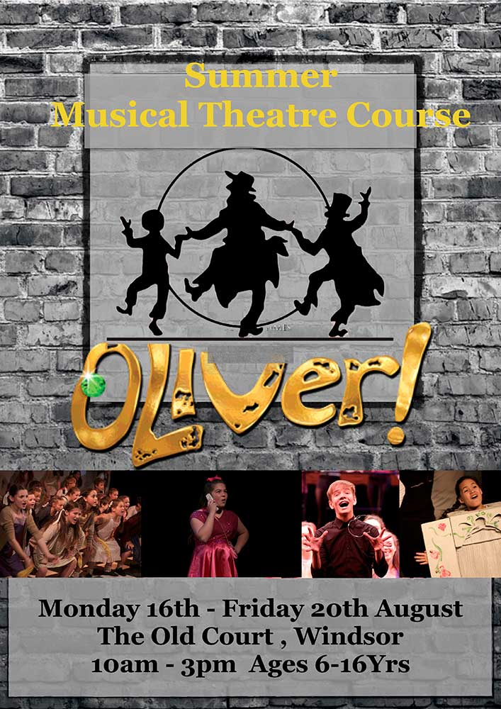 Oliver – Summer Musical Theatre 5-Day Course