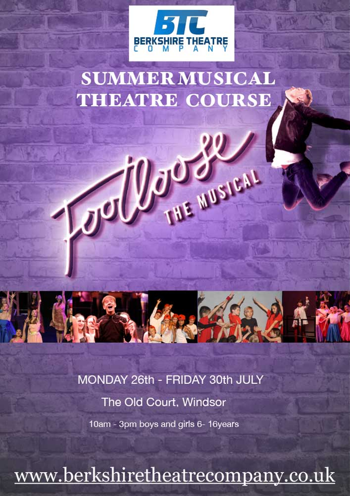 Footloose – Summer Musical Theatre 5-Day Course